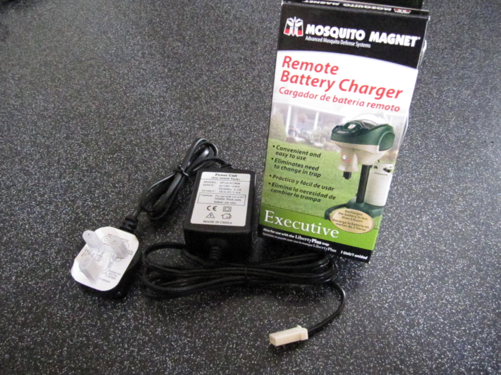 Remote Battery Charger